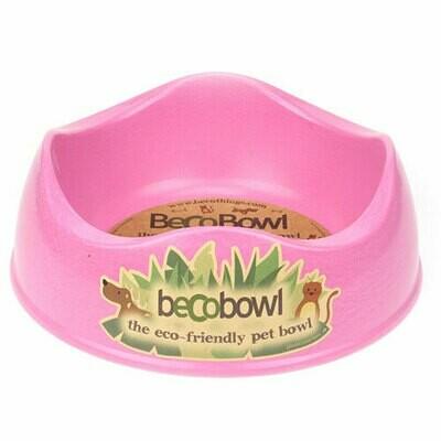 Bamboo Bowl - Pink