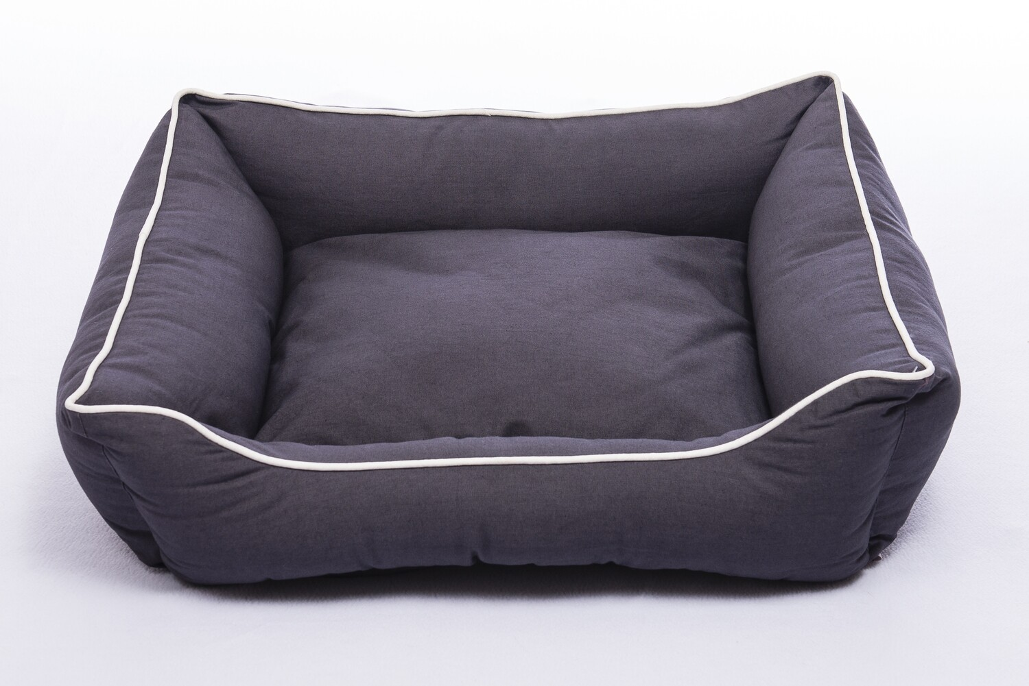 DGS Lounger Bed X Small - Pebble Grey