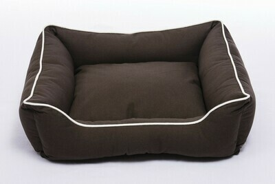 DGS Lounger Bed Large - Espresso