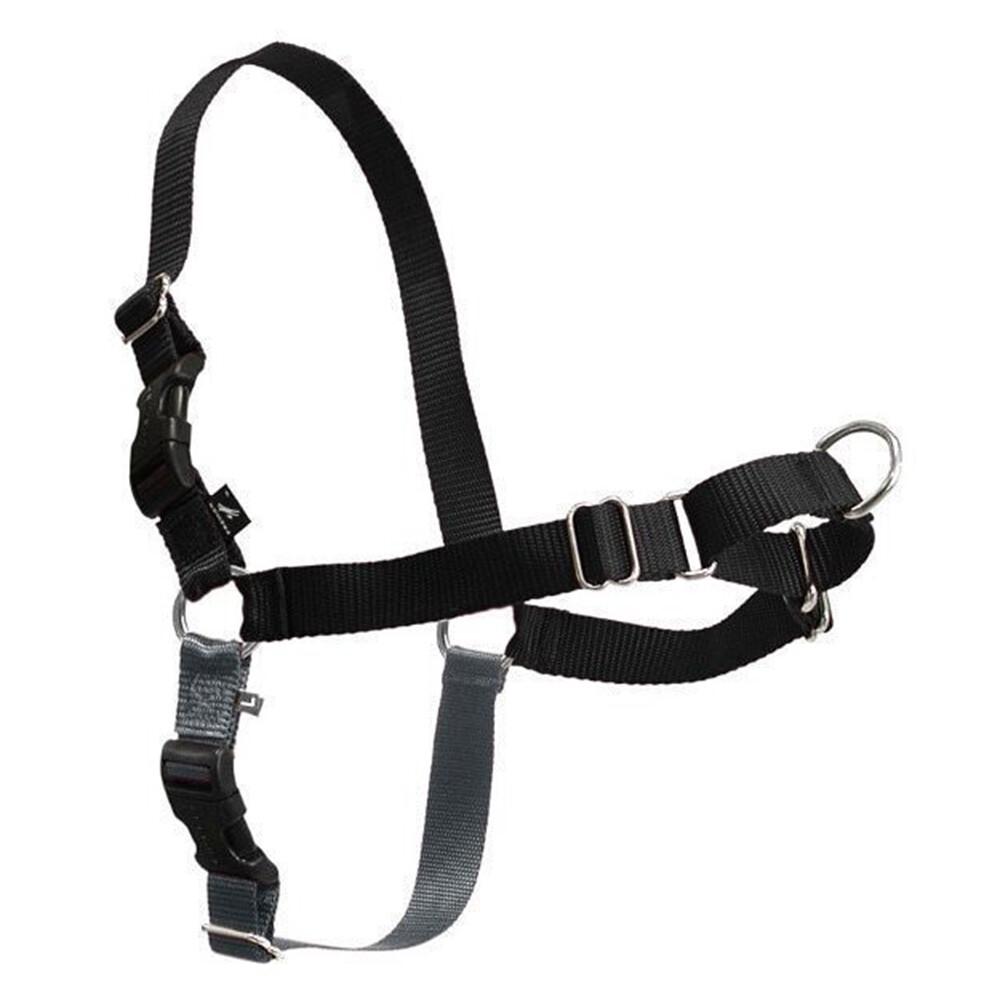 Gentle Leader Easy Walking Harness - Black. Small/Medium
