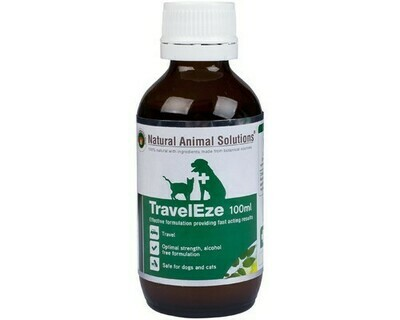 Natural Animal Solutions Traveleze 100ML