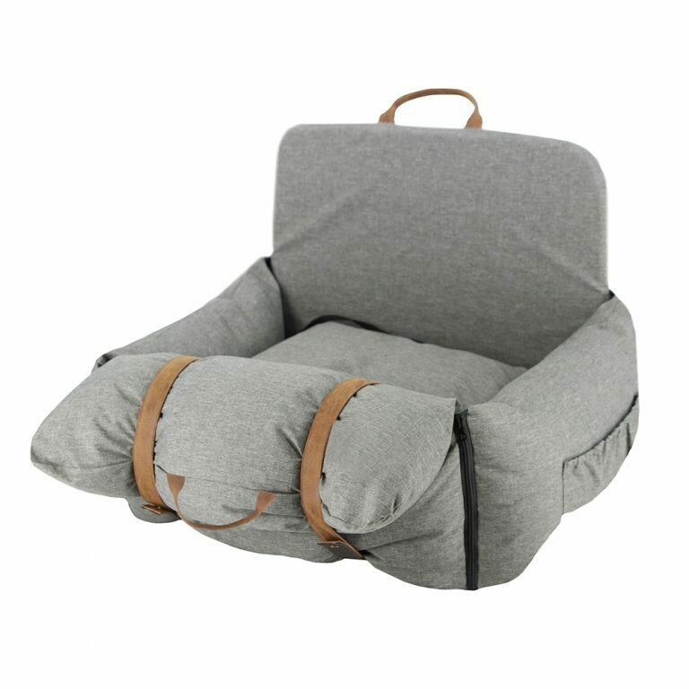 Barkley and Bella Safety Pillow Car Seat