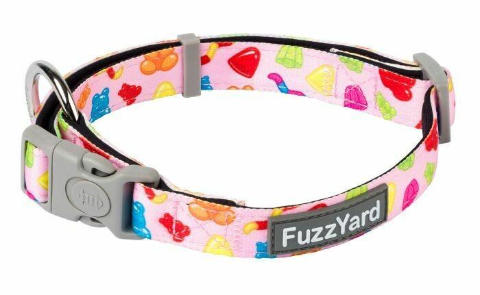 FuzzYard Jelly Bears Collar