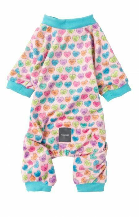 Fuzz Yard Candy Heart Pyjamas