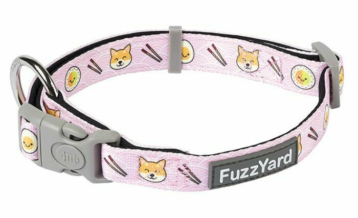 FuzzYard Sushiba Collar