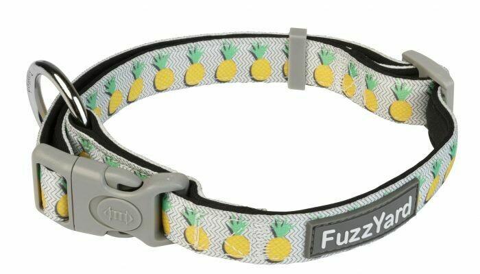 FuzzYard Pina Colada Collar