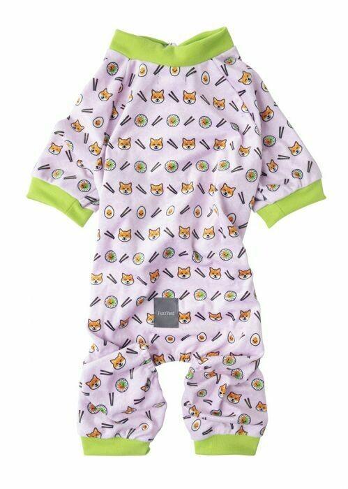 FuzzYard Dog Pyjamas SuShiba
