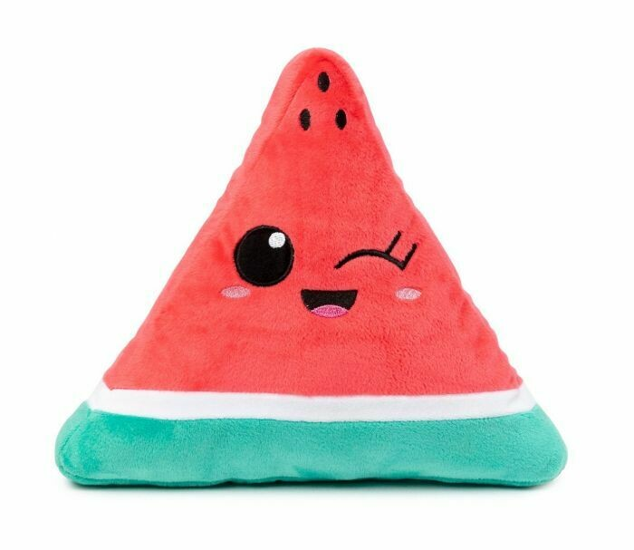 Fuzz Yard Dog Toy - Winky Watermelon