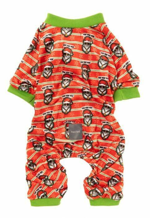 FuzzYard Pyjamas Yo Santa