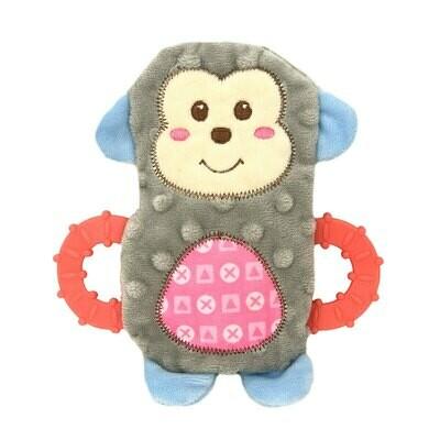 AllPet Snuggle Friend Cheeky monkey Teether