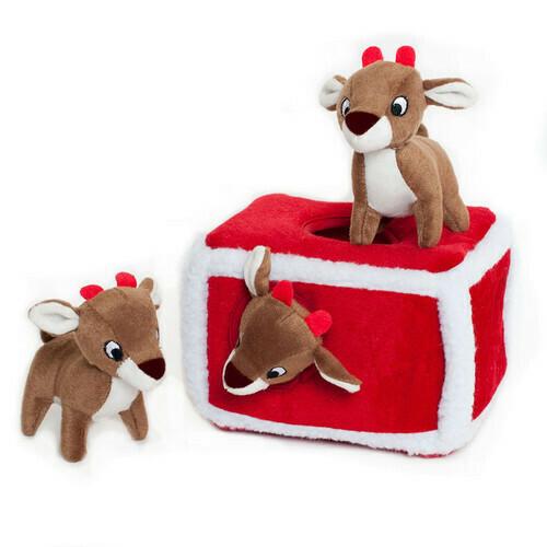 Zippy Burrow Holiday Burrow - Reindeer Pen