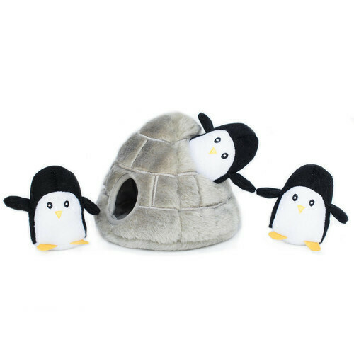 Zippy Paws Burrow  - Penguin Cave