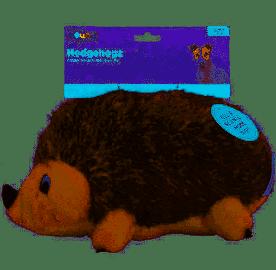Outward Hound Hedgehog Plush Squeaker Dog Toy