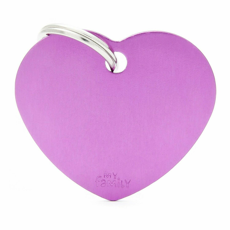MF Basic Heart Purple Large.