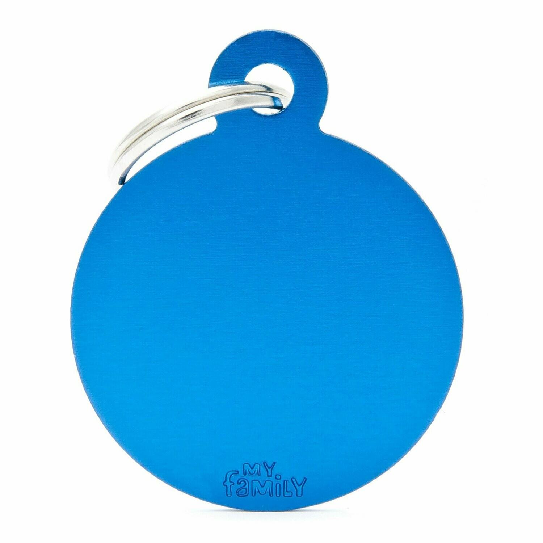 MF Basic Circle  Blue Large.
