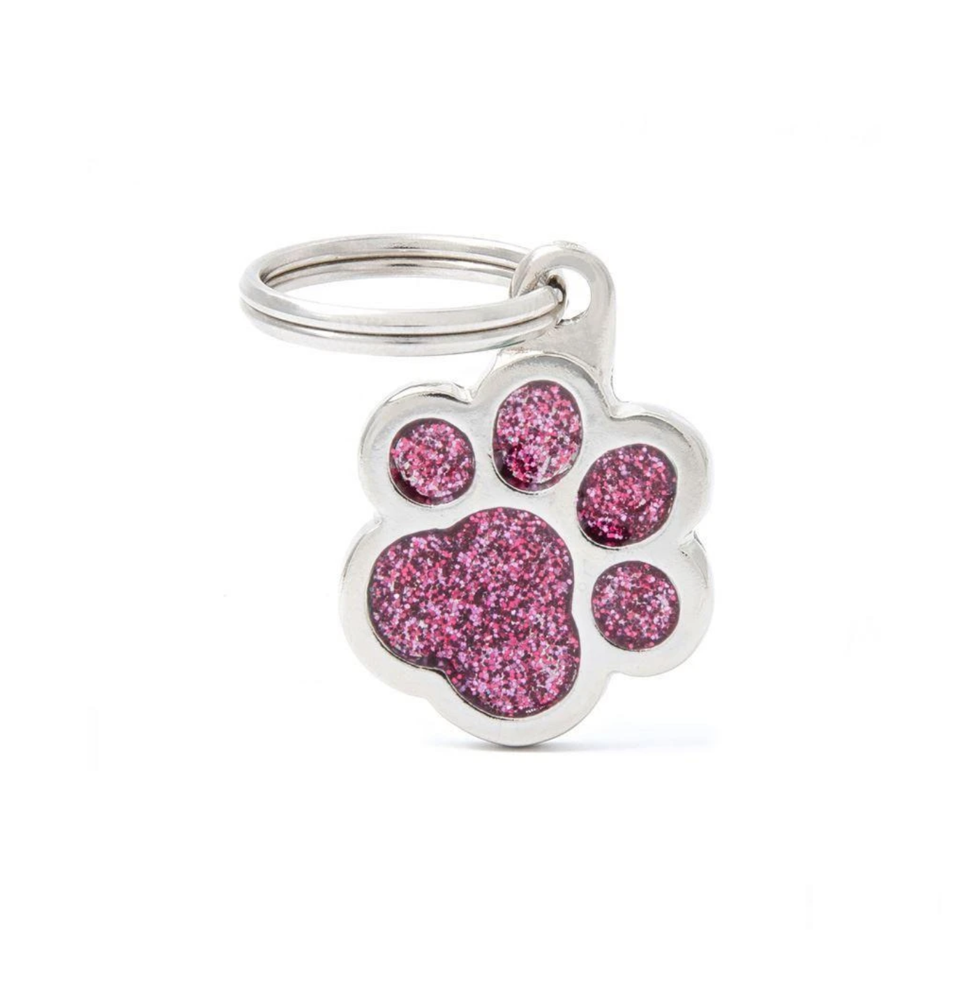 My Family Shine Paw Pink Small