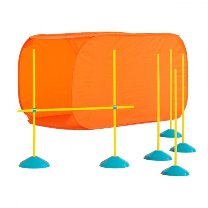 Outward Hound Zip & Zoom Indoor Agility Kit