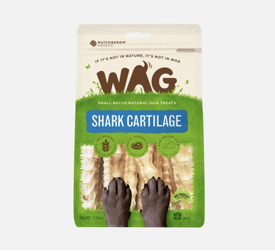 Wag Shark Cartilage (50g Bag)