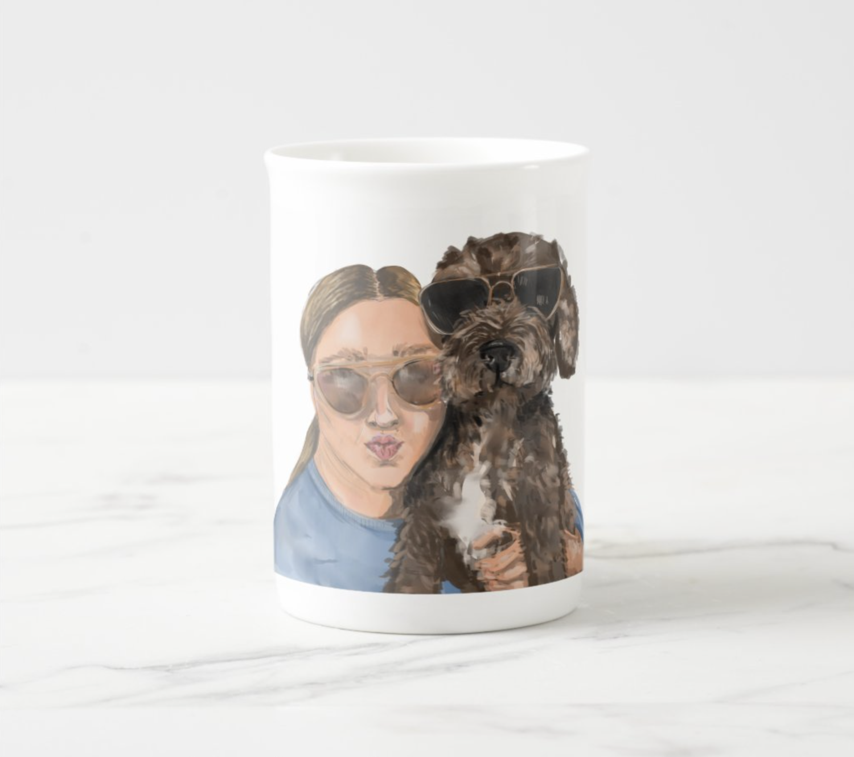 Personalised Mug using Digital Designs