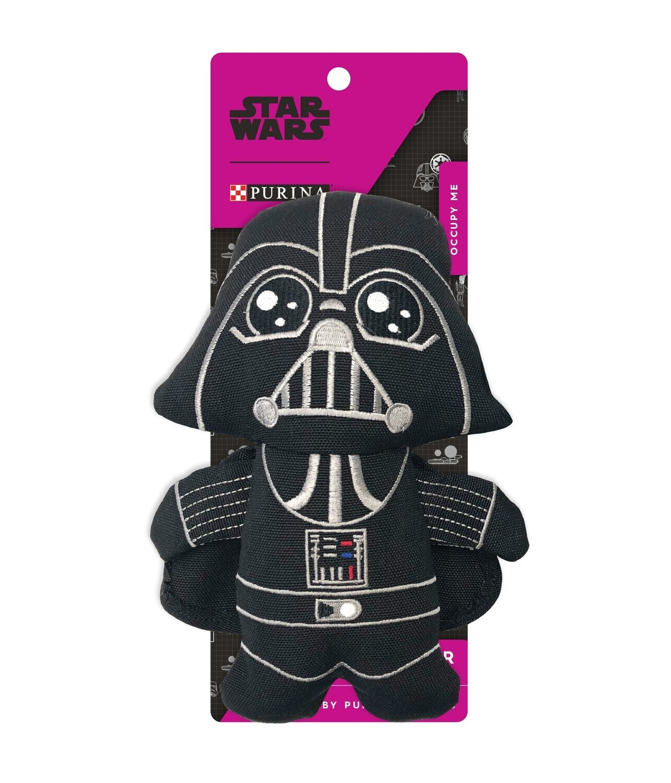 Star Wars Purina Darth Vader Dog Toy