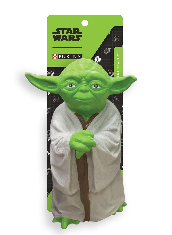 Purina Star Wars Yoda Dog Toy