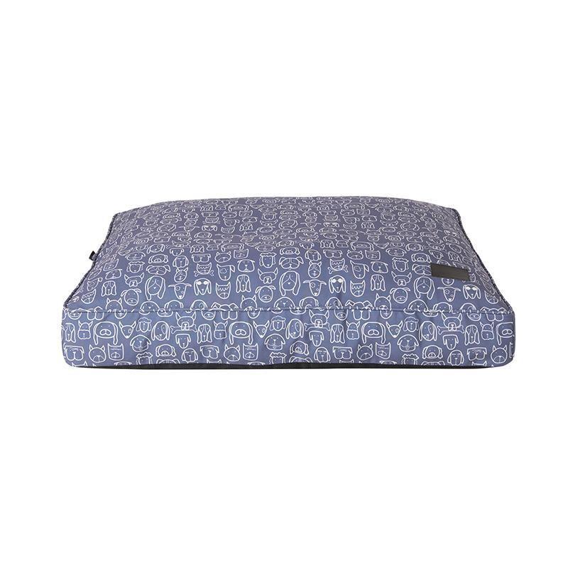 La Doggie Vita - Dog Central Indigo Pillow Bed