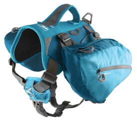 Kurgo Baxter Pack, Coastal Blue
