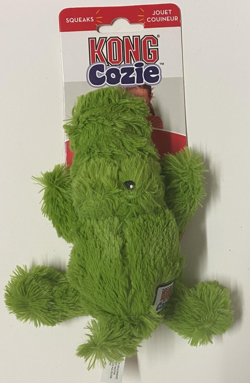KONG Cozie Ali Alligator_Medium
