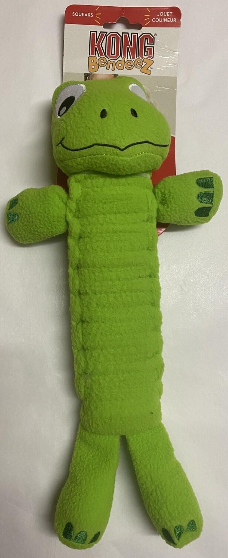 KONG  Dog Bendeez Turtle_ Large
