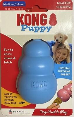 KONG Puppy Medium_ Blue