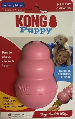 KONG Puppy Medium_ Pink