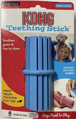 KONG Puppy Teething Stick Large_Blue