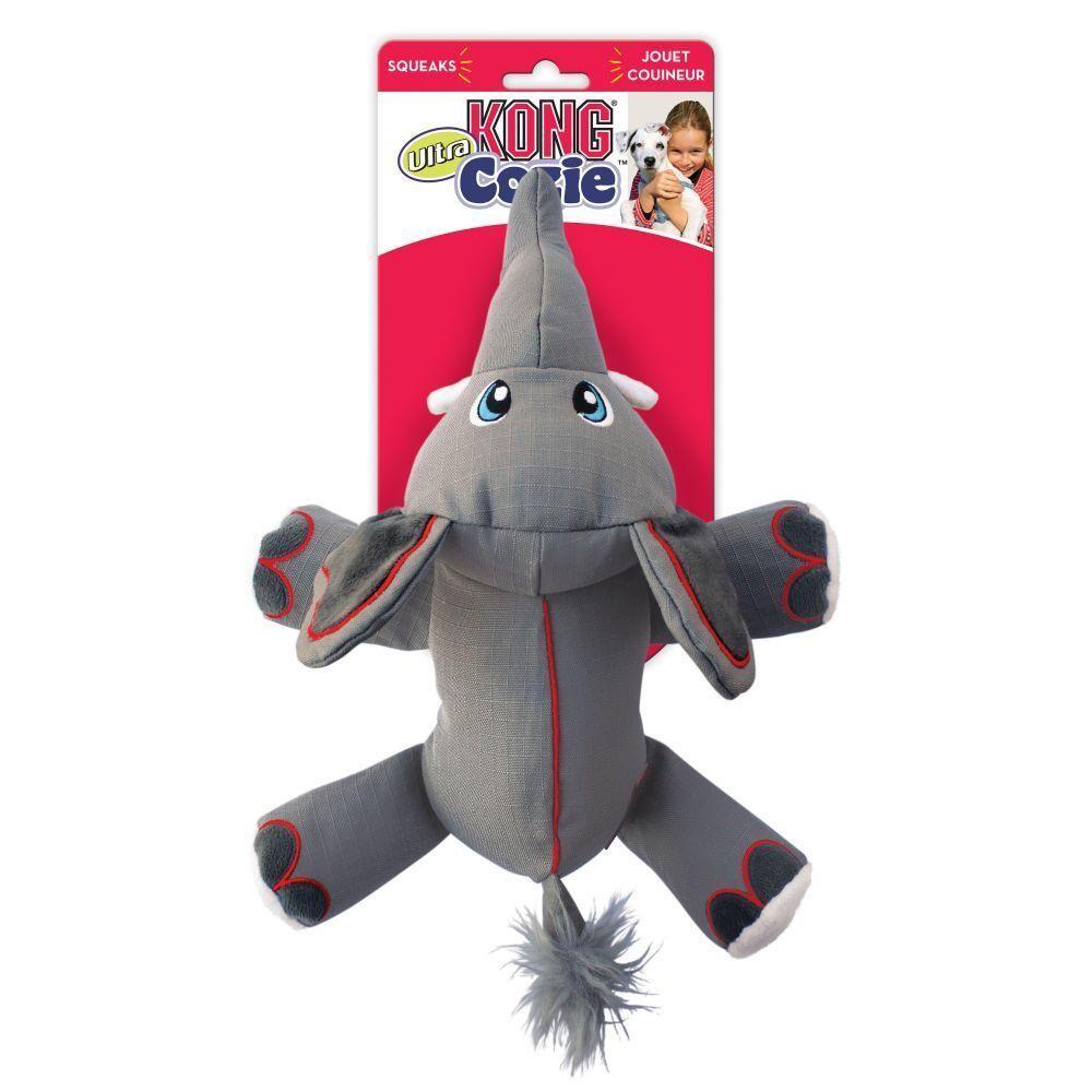 KONG® Cozie Ultra Ella Elephant- Medium