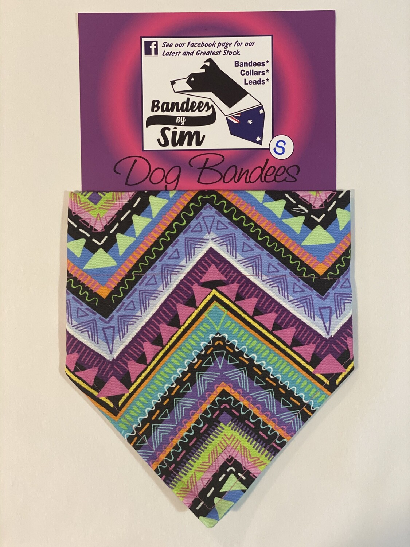 Bandana - Aztec Inspiration