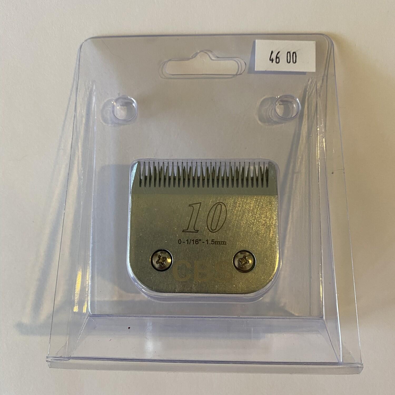 CBS UltraEdge Blade Size 10, 1.5mm