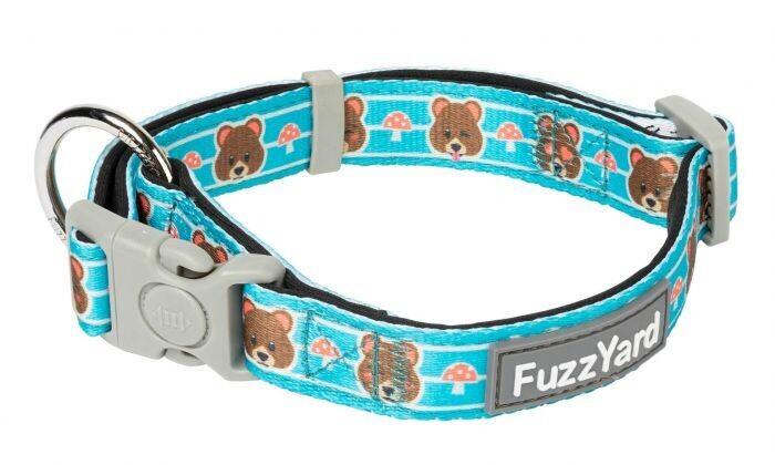 FuzzYard Fuzz Bear Collar