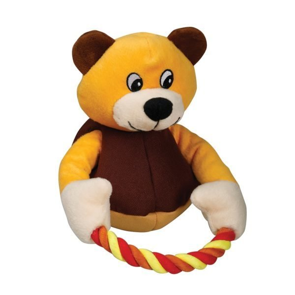 SPL Brown Bear with Rope