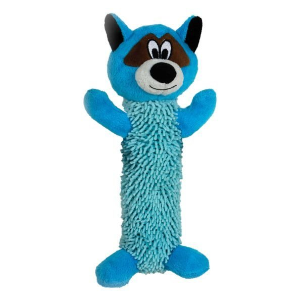 SPL Shaggy Blue Raccoon