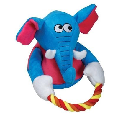 SPL Blue Elephant with Rope