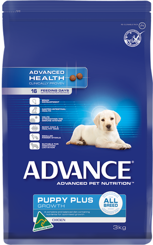 ADVANCE™ PUPPY PLUS GROWTH, ALL BREED 3KG