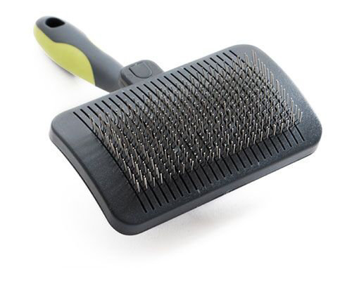 Style It Self Cleaning Slicker Brush -one size