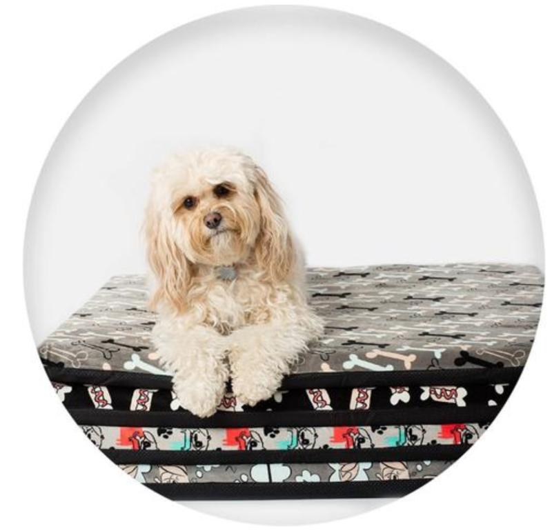La Doggie Vita Flat Bed [Mattress]