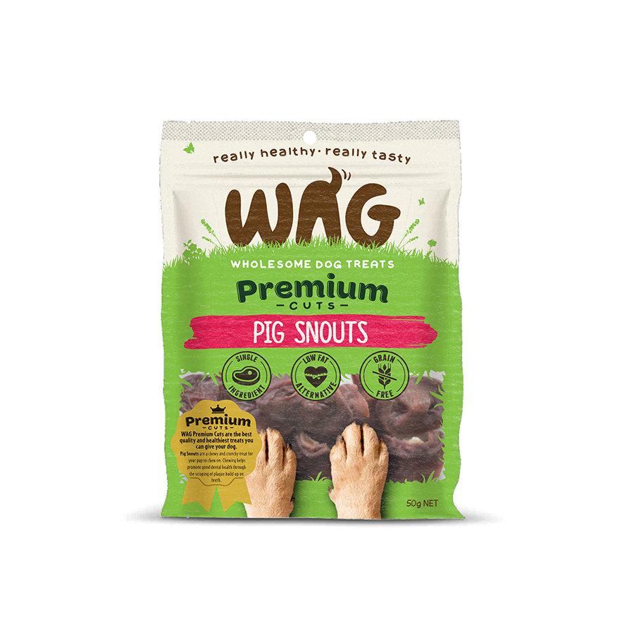 Pig Snouts (50g Bag)