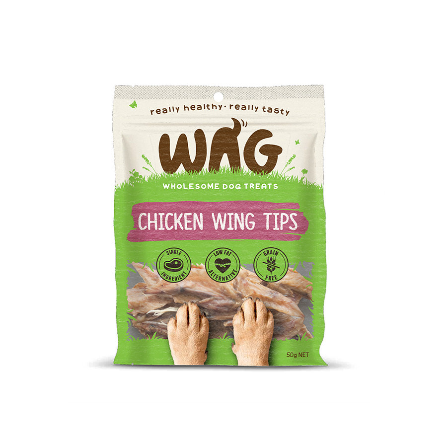 Chicken Wing Tips (50g Bag)