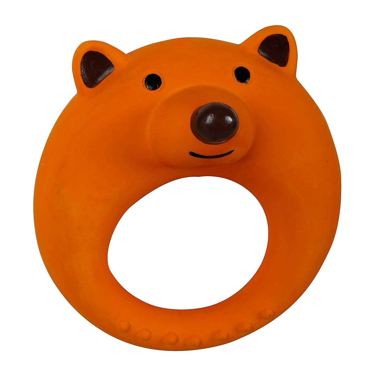 Puppy's 1st – Latex Ring Brown Bear