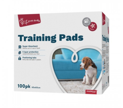 Yours Droolly Puppy Training Pads - 100 pads