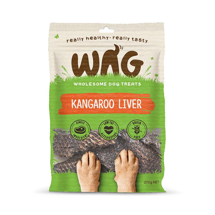 Kangaroo Liver. 200 grams