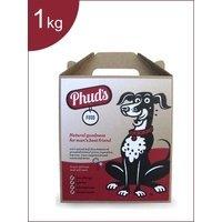 Phuds Dog Food. 1 KG