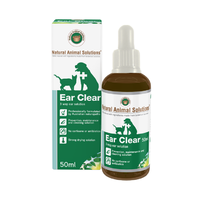 Natural Animal Solutions Ear Clear