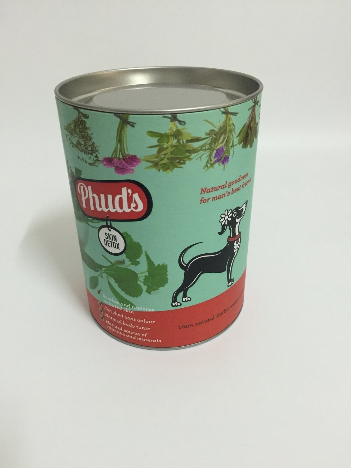 Phuds Skin Detox 200g Natural Internal Aid to Skin Health